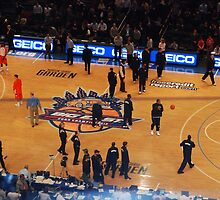 Madison Square Garden Big East  by LenaHunt
