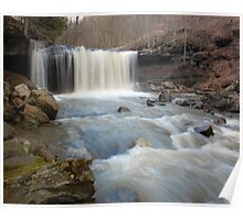Meadow Creek Falls Poster