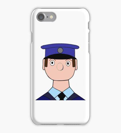 Peter the Postman iPhone Case/Skin