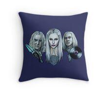 The Tarrs Throw Pillow
