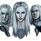 The Tarrs by studioofmm