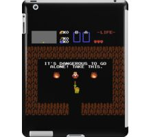Legend of Zelda: Take this! (Full) iPad Case/Skin
