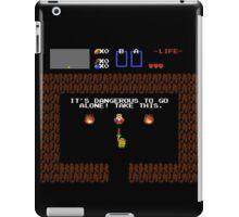 Legend of Zelda: Take this! (Full) iPad Case/Skin