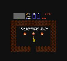 Legend of Zelda: Take this! (Full) T-Shirt
