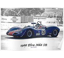 1966 Elva MK8 SR II Poster