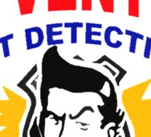 ACE VENTURA  Sticker