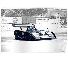 1972 Shadow MKIII Can Am II Poster