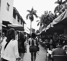 streets of lincoln road by Octopusiscool