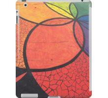 Rainbow Mandala I iPad Case/Skin