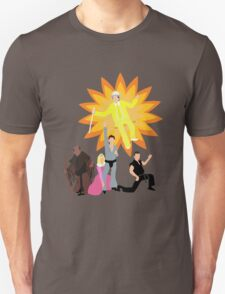 Dayman, Ahhhahhhhahhhhh! Unisex T-Shirt