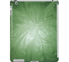 Cool green ice iPad Case/Skin