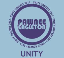 Pawnee-Eagleton unity concert 2014 by itsmadgical