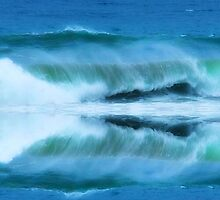 """""""Parting of the Wave"""" by debsphotos"""