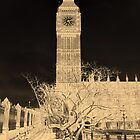 Westminster Big Ben v1 by woodgag