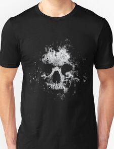 torn skull T-Shirt