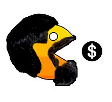 Pacman Money by aketton