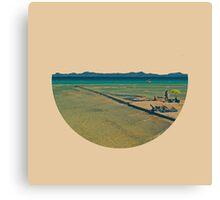 Skyless Composition 2 | Six Canvas Print