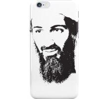 Osama Bin Laden, Silhouette iPhone Case/Skin