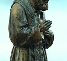 Padre Pio by jackiefagan
