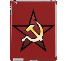 Command & Conquer Red Alert Soviets iPad Case/Skin