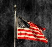 Old Glory by solareclips~Julie  Alexander
