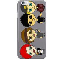 5SOS cartoon design iPhone Case/Skin