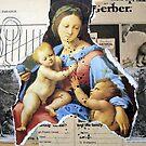 LA SEPARACIÓN DE SAN JUAN Y EL NIÑO (the separation of St. John) by Alvaro Sánchez