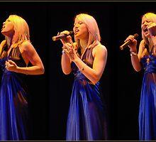 Anja Nissen in concert by wildplaces