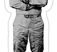 The Stig Pop Art Full Body Sticker