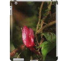 Costa Rica Jungle Flower iPad Case/Skin