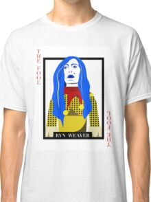 Ryn Weaver - The Fool Playing Card Classic T-Shirt