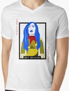 Ryn Weaver - The Fool Playing Card Mens V-Neck T-Shirt