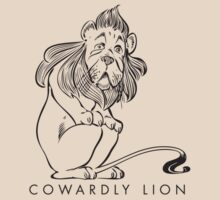 The Wonderful Wizard of OZ - Cowardly Lion by David Tribby