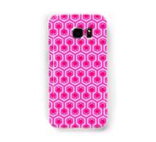 Yuri Kuma Arashi Pink Samsung Galaxy Case/Skin