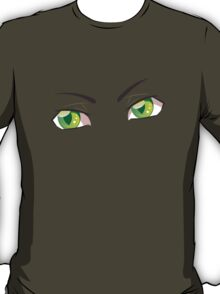 Cartoon Green Eyes T-Shirt
