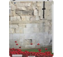 Blood swept Lands and Seas of red #1 iPad Case/Skin