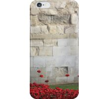 Blood swept Lands and Seas of red #1 iPhone Case/Skin