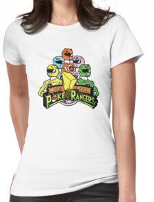 PokeRangers Womens Fitted T-Shirt
