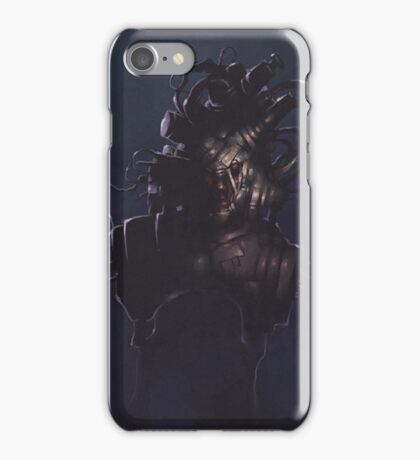 Tetsuo re-imagined iPhone Case/Skin