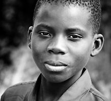 Series: Faces of Meponda, Mozambique #6 by Tim Cowley