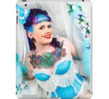 Bluebird Swing iPad Case/Skin