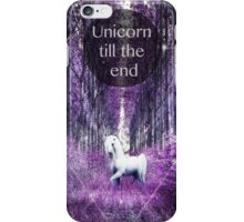 Unicron till the end iPhone Case/Skin