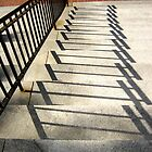 Step Shadows  by clizzio