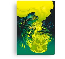 MAD SCIENCE! Canvas Print