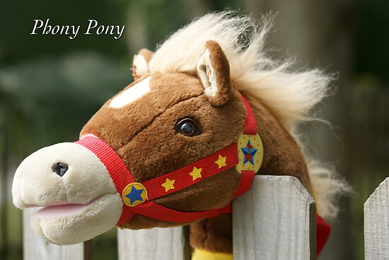 Phony Pony by JpPhotos