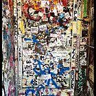 Mid-Market Doorway by Barbara Wyeth
