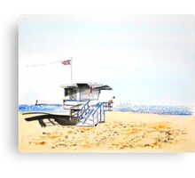 It's Summer ..... in Southern CA Canvas Print