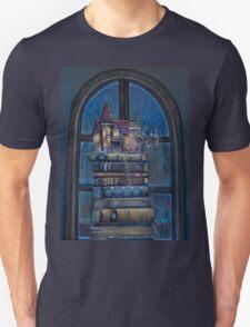 Castle Book T-Shirt