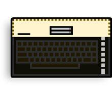 Atari 800XL Canvas Print