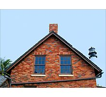 Light on the Corner Photographic Print